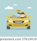 taxi, car, cab 37619410