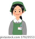 여성, 젊은, 파트 37620553