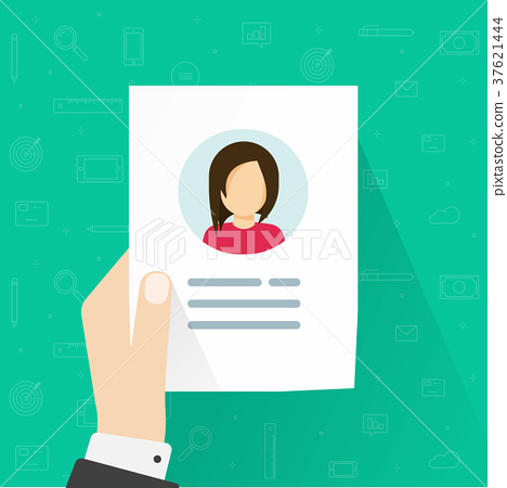 Personal info data icon vector illustration 37621444