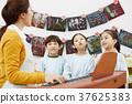 幼儿园,幼儿园,儿童,老师,韩语 37625383