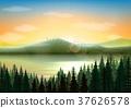 landscape, lake, background 37626578