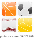 simple sport icons 37626966