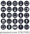 icon, vector, technology 37627002
