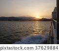 toba city, sunset, sunsets 37629884