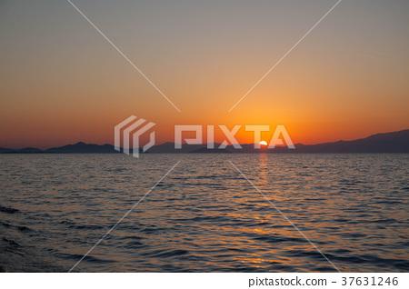 日落琵琶湖23 37631246