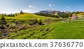 landscape, mountain, fence 37636770