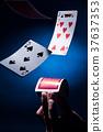 扑克,赌博,赌博 37637353