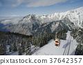 신 호 타카 로프웨이 (일본의 풍경 · 겨울 풍경) 37642357