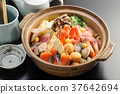 อาหารญี่ปุ่น,ครัว,อาหารทำในหม้อ 37642694