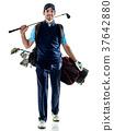 高尔夫 男性 男人 37642880