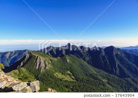 大坂山3492m 37643904