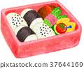便當 午餐盒 烹飪 37644169