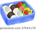 便當 午餐盒 烹飪 37644170