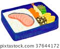便當 烹飪 食物 37644172