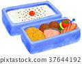 bento, box, lunch 37644192