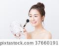 female, lady, woman 37660191