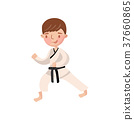 boy, kid, karate 37660865