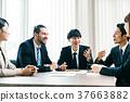 商業場景日本人和外國人 37663882