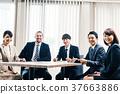 商業場景日本人和外國人 37663886