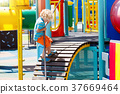 playground, kids, child 37669464