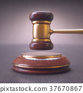 Judge Hammer Gavel Bid Auction 37670867