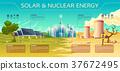 solar energy vector 37672495