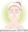 女性美容護膚品 37677809