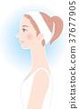 女性美容護膚品 37677905