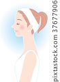 女性美容護膚品 37677906