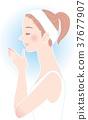 女性美容護膚品 37677907