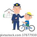 派出所 巡邏警衛 警察 37677930