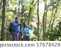 山地散步 37678429