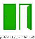 门 开关 一套 37678649