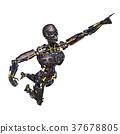 로봇, cg, sf 37678805