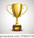 exquisite golden trophy 37683378
