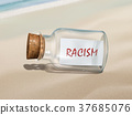racism message in a bottle 37685076