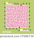 adorable square labyrinth 37686736