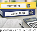 marketing and consulting binders 37690121