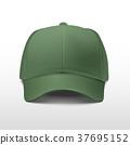 空白 帽子 布料 37695152