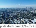 积雪 东京 城市景观 37696533
