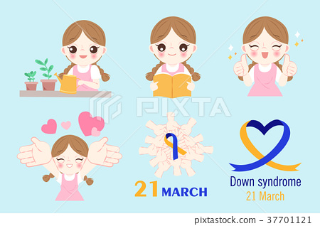 girl with down syndrome 37701121