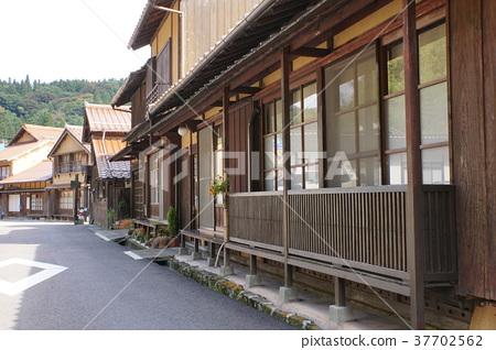Iwami Ginzan Townscape 37702562