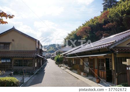 Iwami Ginzan Townscape 37702672