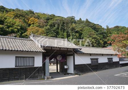 Iwami Ginzan Townscape(Omori Daikansho) 37702673