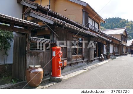Iwami Ginzan Townscape 37702726