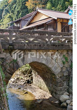 Iwami Ginzan Townscape 37702761