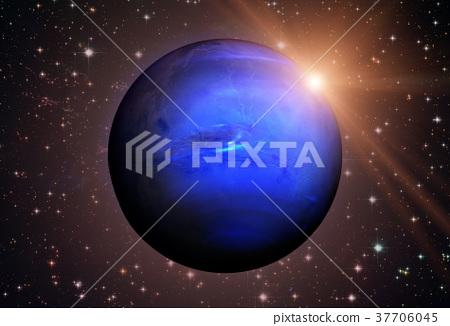 Solar System - Neptune. 37706045
