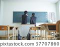 學生們學習 37707860