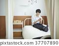 男生 床 坐 37707890