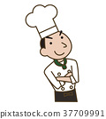 요리사, 요리인, 남성 37709991